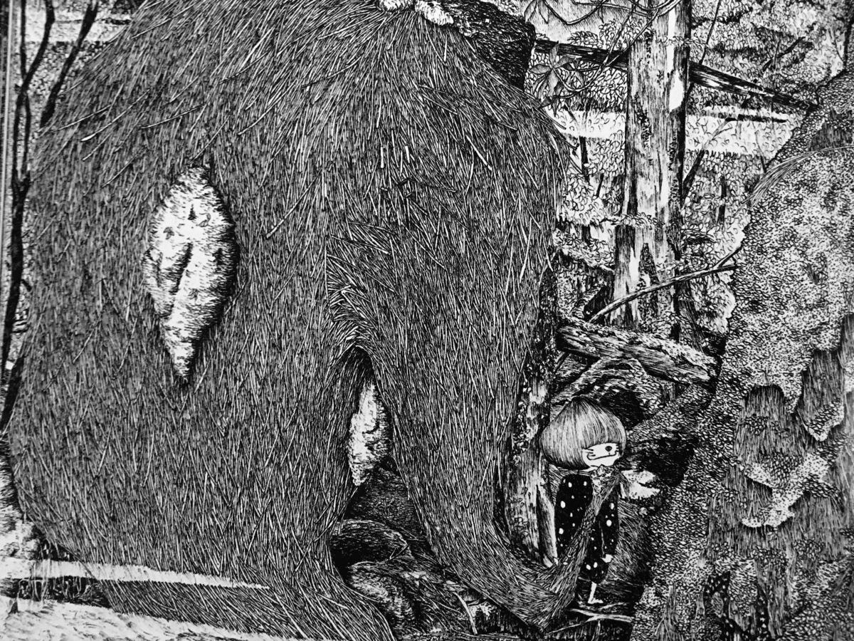 Dr.インクの星空キネマ ドンドコ山のバケモノ