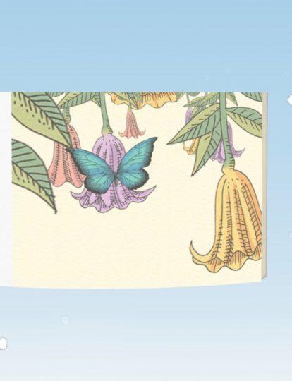 エルメスのちいさな絵本 蝶